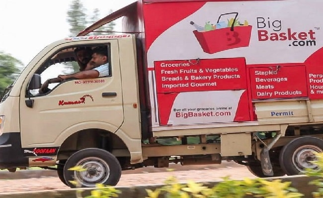 Alibaba May Invest Up To $300 Million in BigBasket