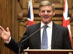 New Zealand Prime Minister Bill English Has 'Sensible, Polite' Talk With Donald Trump