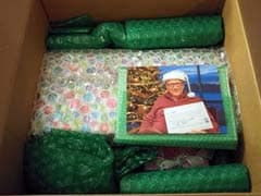 She Flipped Out When She Saw Who This Box Of Gifts Was From. Bill Gates