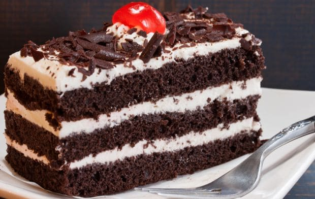 Black Forest Pastry Cake Recipe