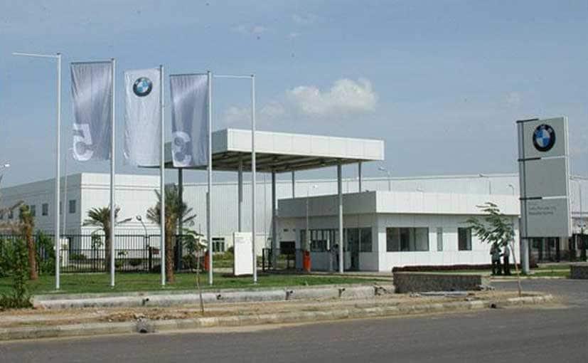 BMW India Plant Chennai