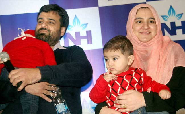 Pakistani Infant Becomes Youngest Bone Marrow Donor In India