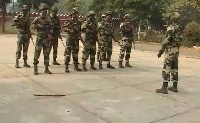 Porn Video Plays At Border Security Force (BSF) Meet, Inquiry Ordered