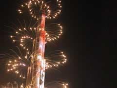 Twitter To Live Stream Burj Khalifa's New Year Fireworks