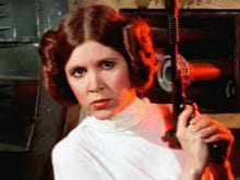 <i>Star Wars</i>' Carrie Fisher Is In A Galaxy Far, Far Away. Celebs Mourn On Twitter