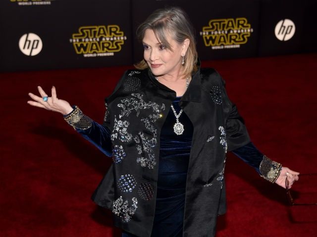Carrie Fisher, Star Wars' Princess Leia, Dies At 60