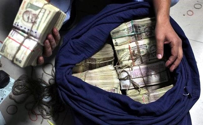 Delhi Businessman Detained With Old Currency Worth Rs 4.23 Crore