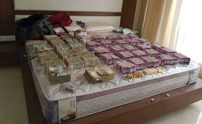 Bengaluru Raids Reveal 6 Crores, Mostly In New Notes. Also, A Lamborghini