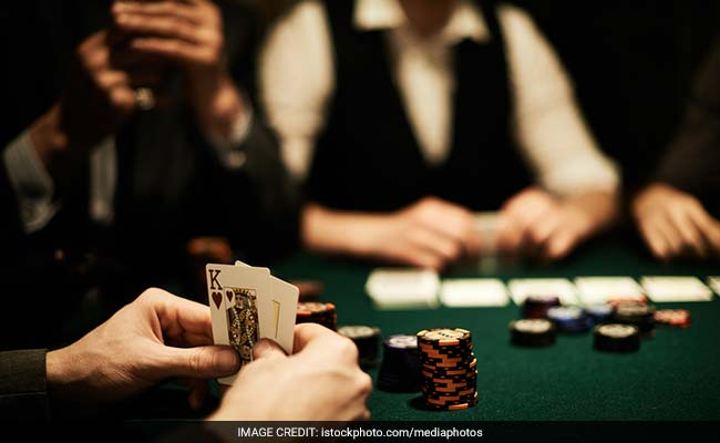 Casino-Cum-Bar Busted In Gurgaon, 43 Arrested