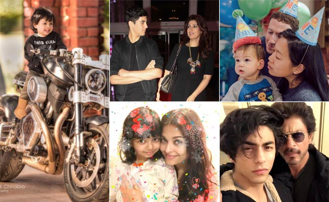 Ziva Dhoni, Max Zuckerberg And Other Famous Kids Making All The Headlines