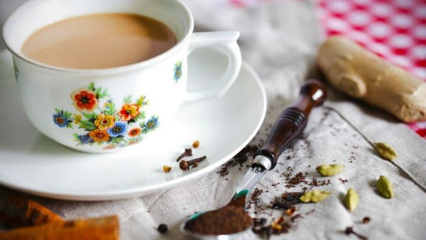Why You Shouldn't Start Your Day With A Cup of Tea