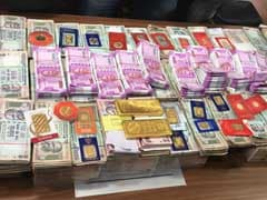 30 Lakhs Cash, 2.5 Kg Gold Seized From Tailor In Chandigarh