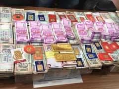 चंडीगढ़ में दर्जी के पास से 30 लाख नकद और 2.5 किलो सोना बरामद किया गया