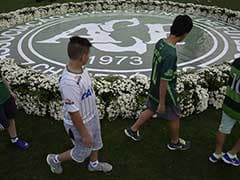 Brazil Grieves For Football Team Killed in Crash