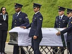 Bodies of Colombia Plane Crash Victims Flown Home