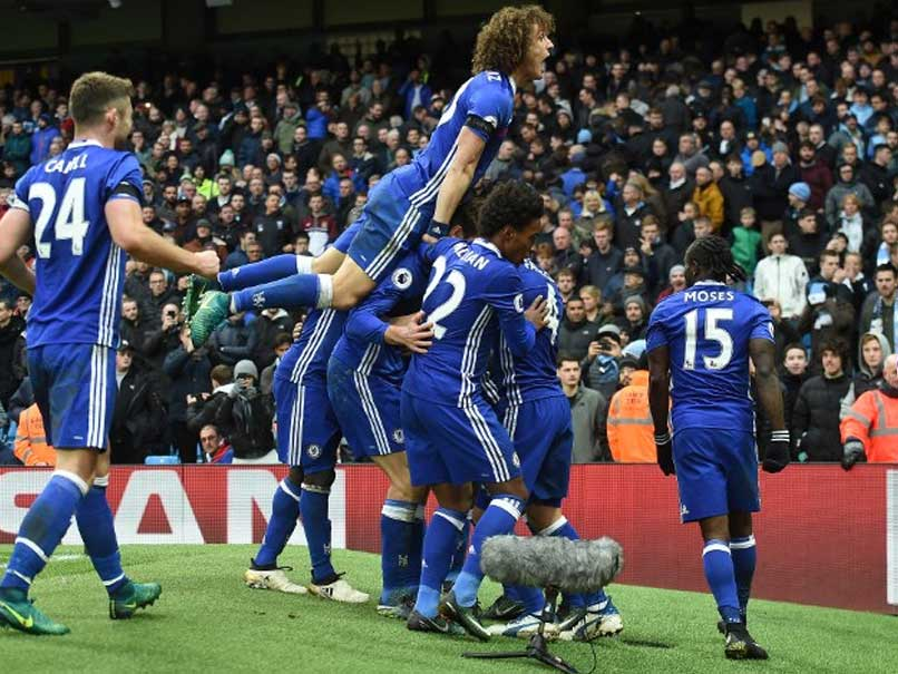Chelsea Come From Behind to Win 3-1 As Manchester City Lose Their Cool
