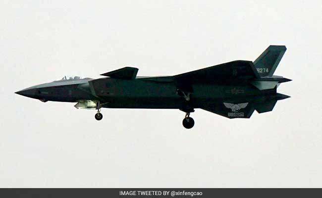 chinese stealth fighter j 20
