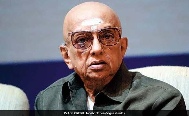 Journalist, Political Analyst, Actor Cho Ramaswamy Dies