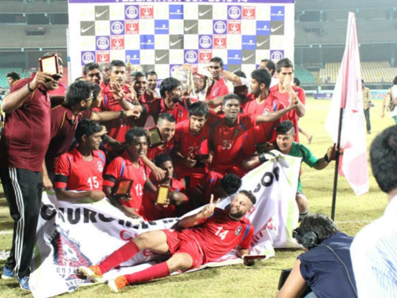 Churchill Brothers Back in I-League as AIFF Looks For Teams