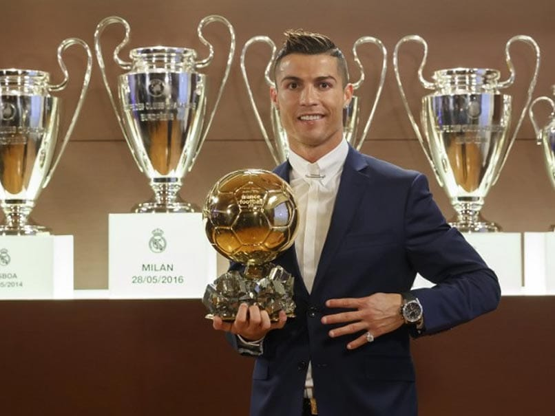 Cristiano Ronaldo Says Ballon d'Or Win Clouded by Fraud Allegations