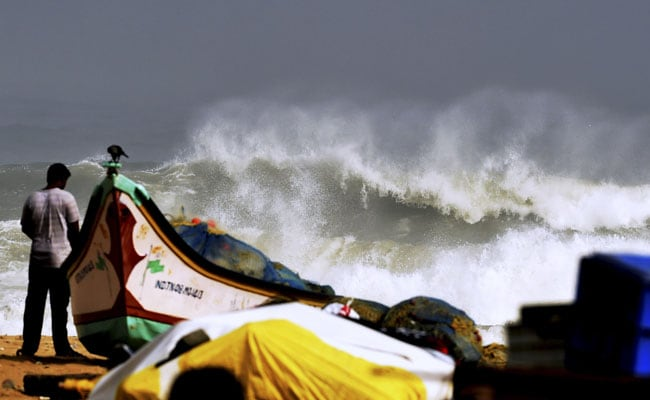Cyclone Nada Weakens, Coastal Tamil Nadu Receives Heavy Rain