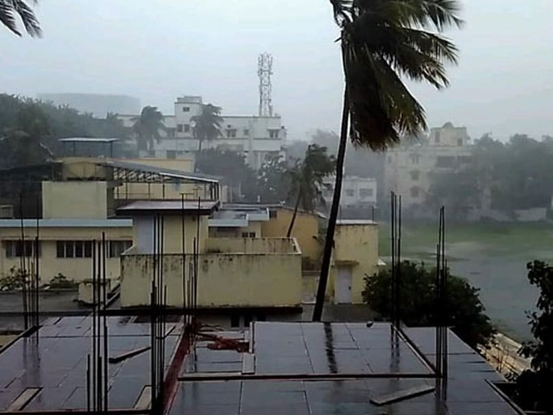 Cyclone Vardah: India vs England Fifth Test in Chennai On Schedule As Of Now