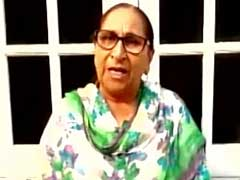 Dalbir Kaur, Sister Of Sarabjit Singh, Wants BJP Ticket From Haryana