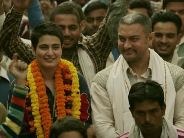 Dangal Box Office Collection Day 1: Aamir Khan's Film Collects 29 Crores