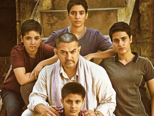 Aamir Khan's Dangal Reviewed By Celebs. What A Film, They Tweet