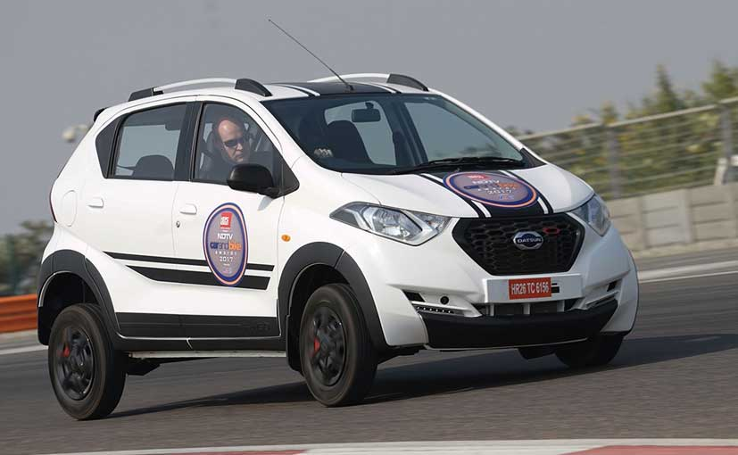 NDTV Small Car Of The Year 2017: Datsun redi-GO