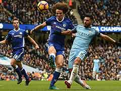 Forgiving David Luiz Praises Aggressor Sergio Aguero