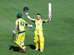 3rd ODI: David Warner Ton Powers Australia to Series Clean Sweep Over New Zealand