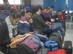 Train Services Hit As Heavy Fog Blankets Delhi, Passengers Stranded