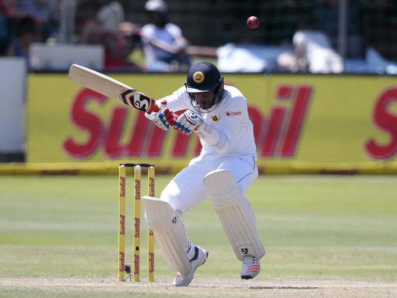Dhananjaya De Silva Defies South African Pace Attack