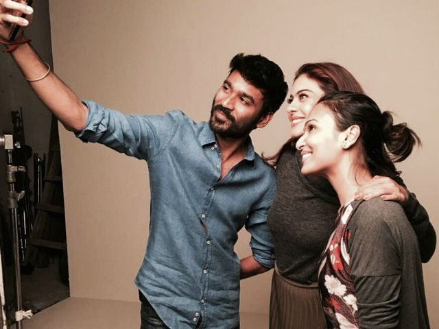 Kajol And Dhanush Are Trending. Here's The Reason For The 'VIP' Treatment