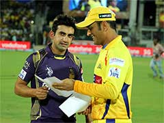 Gautam Gambhir Had Difference Of Opinion With MS Dhoni But No Rivalry