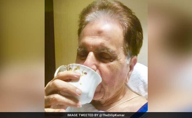 अभिनेता दिलीप कुमार को आज अस्पताल से मिलेगी छुट्टी