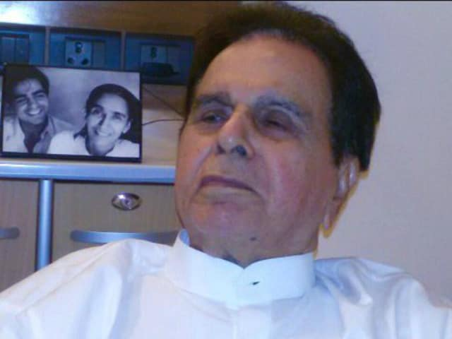 Dilip Kumar, 93, Hospitalised: 'Feeling Much Better,' Tweeted Actor