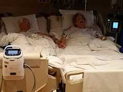 'He Died Of A Broken Heart': Married 63 Years, They Died Hours Apart In Same Hospital Room