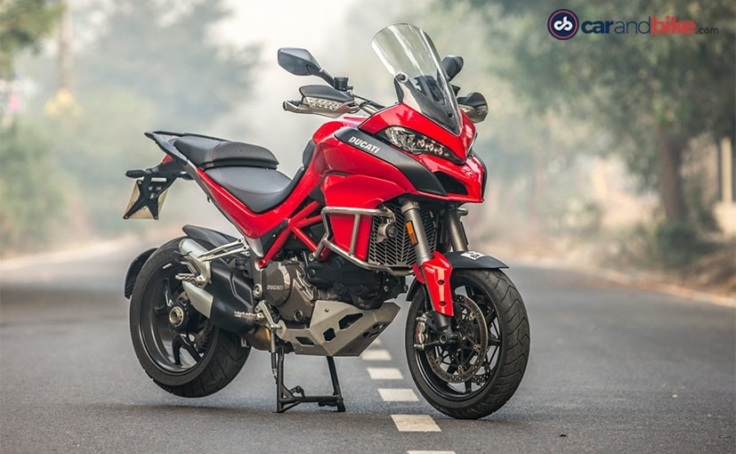Ducati Multistrada 1200 S Test Ride Review Ndtv Carandbike