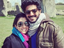 Dulquer Salmaan Asks Wife Amal Sufiya On Anniversary: How Did You Marry A Cartoon Like Me?