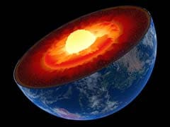 Iron 'Jet Stream' Detected In Earth's Core