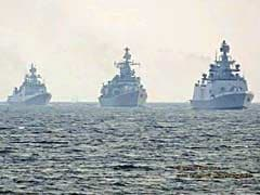 Eastern Naval Command Prepared For Cyclone 'Vardah'