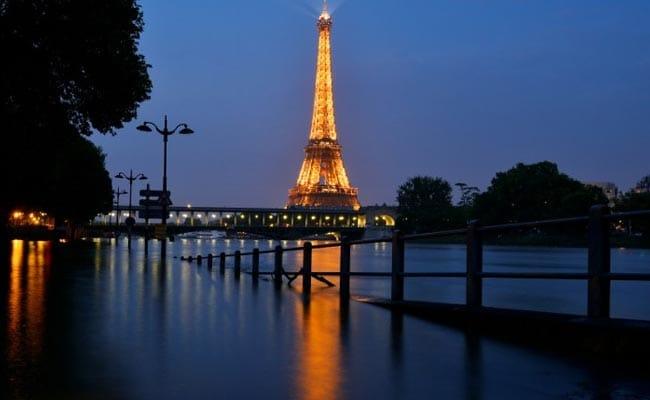 Paris On Alert As Rising Seine Poses Flood Risk