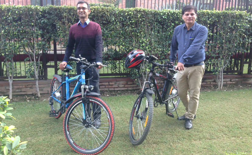 FuelADream Launches eRideLite Electric Bikes