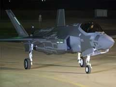 Israel Finally Receives The First Of Its $5 Billion Order Of US-Made F-35 Jets