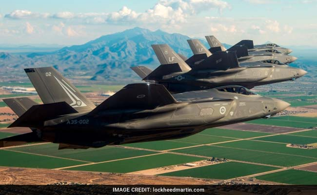 US Republicans Press For F-35 Fighter Jet Sale To Taiwan Amid China Threat