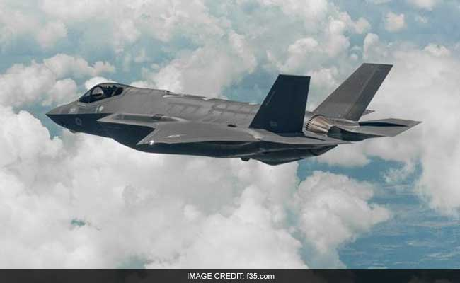 First Israeli F-35 Jets Land In Israel As Trump Blasts Costs