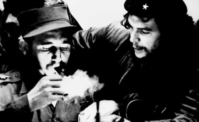 Fidel Castro's Ashes Reunited With 'Che' Guevara
