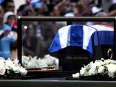 Fidel Castro's Ashes Return To Cradle Of Revolution